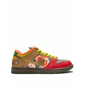 Nike SB What The Dunk sneakers - Wit