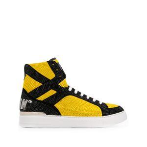 Philipp Plein Money Beast sneakers - Geel