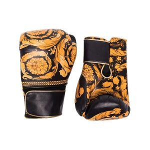 Versace Bokshandschoenen met print - Z7011 BLACK GOLD