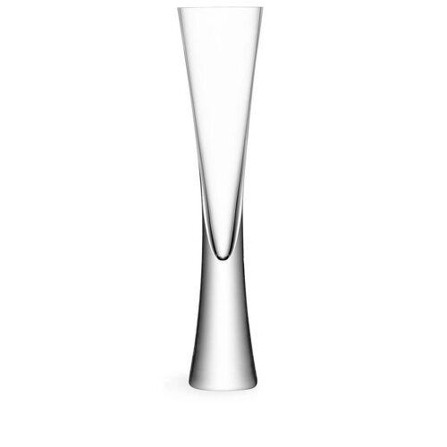 LSA International Set van 2 champagneglazen - Wit