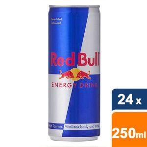 Red Bull - Regular - 24x 250ml