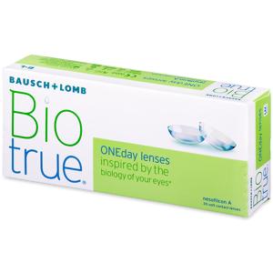Bausch & Lomb Biotrue ONEday (30lenzen)