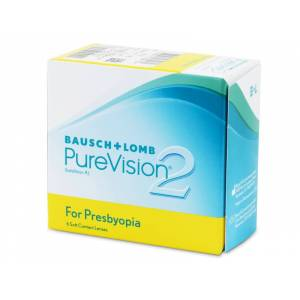 Bausch & Lomb Purevision 2 for Presbyopia (6 lenzen)