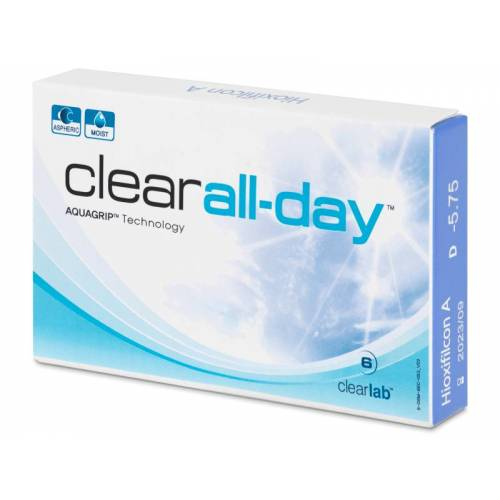 ClearLab Clear All-Day (6 lenzen) - Maandlenzen