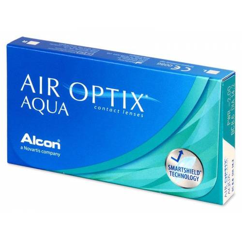 Alcon Air Optix Aqua (6 lenzen)