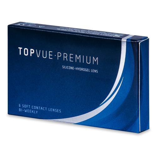TopVue Premium (6 lenzen) - Weeklenzen