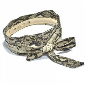 Newchic Corset Wide Belts Leopard Pattern Girdle Slimming Body Belts for Women Elastic Waist Belt