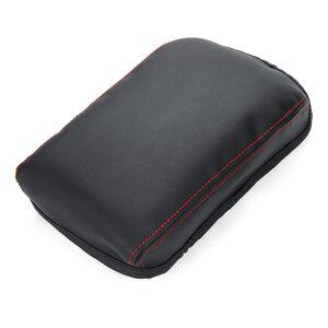 Newchic PU Leather Car Center Console Armrest Arm Rest Box Cover Cushion for SKODA Octavia A7 2015-2018