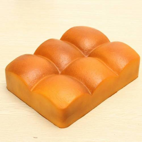 Newchic Eric Squisy Super Slow Rising Abdominal Muscle Bread Toy