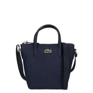 Lacoste Ladies XS Shopping Cross Bag eclipse