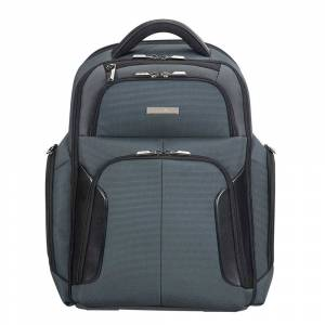 """Samsonite XBR Laptop Backpack 3V 15.6"""" grey / black"""