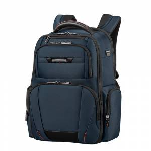 Samsonite Pro-DLX 5 Laptop Backpack 3V 15.6'' oxford blue