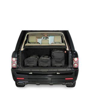 Car-Bags Land Rover Range Rover III (2002-2012) 6-Delige Reistassenset zwart