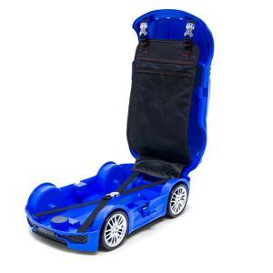 Ridaz Kids Travel Case Maserati Levante blauw