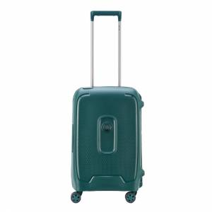 Delsey Moncey 4 Wheel Cabin Trolley 55 green