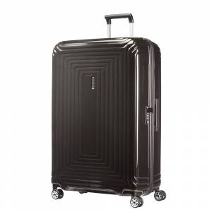Samsonite Neopulse Spinner 81 metallic black