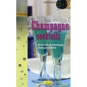 Merkloos Champagnecocktails - 60 Klassieke & hedendaagse champagnecocktails