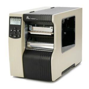 Zebra 140Xi4 labelprinter Direct thermisch/Thermische overdracht 203 x 203 DPI Bedraad