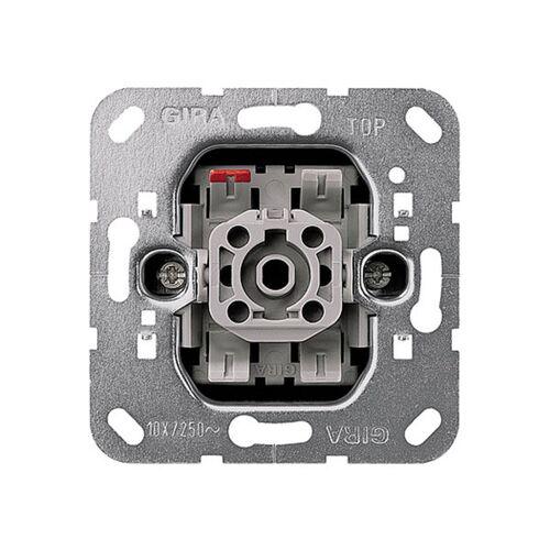 Gira Wipdrukcontact 10 AX 250 V~ Maakcontact 1-polig