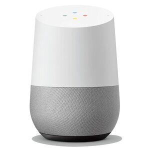 Google Home Smart Speaker Assistant (witgrijs)