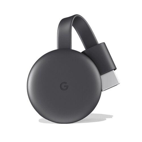 Google Chromecast V3 (2018) Full HD HDMI Antraciet