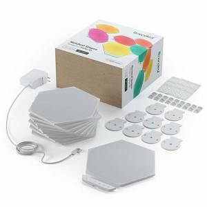 Nanoleaf Shapes Hexagons Starter Kit (9 panelen, RGB + 1200-6500K)