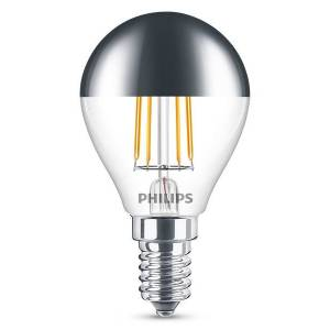 Philips E14 kopspiegel filament led-gloeilamp kogel 4W (35W)