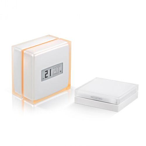Netatmo Slimme thermostaat voor individuele boiler