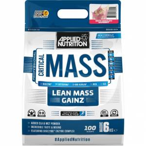 Applied Nutrition Critical Mass White Chocolate Raspbrry (6000 gr)