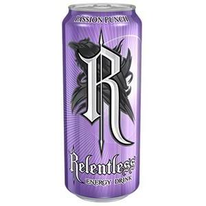 Relentless Energy Passion Punch (12 x 500 ml)