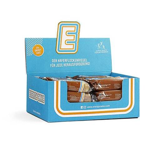 Energy Cake Cappuccino (24 x 125 gr)