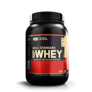 Optimum Nutrition Gold Standard 100% Whey French Vanilla Cream (908 gr)