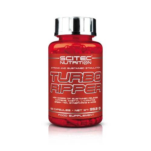 Scitec Turbo Ripper (200 caps)
