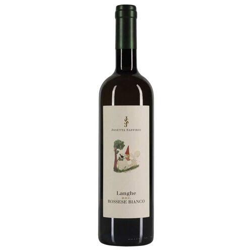 Josetta Saffirio Langhe Rossese Bianco DOC Josetta Saffirio 2019 0,75 ℓ