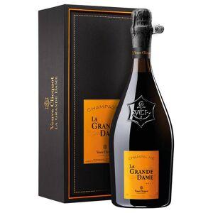 Veuve Clicquot Champagne Brut AOC La Grande Dame Veuve Clicquot 2008 0,75 L, Kostbare kartonne