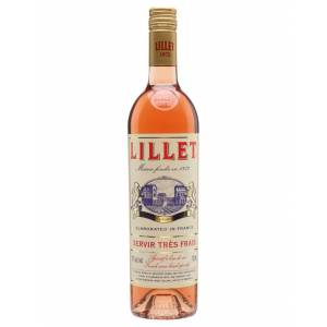 Lillet Vermouth Rosé Lillet 0,75 ℓ