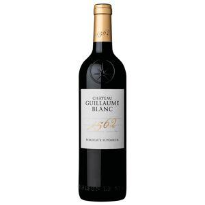 Château Guillaume Blanc Bordeaux Supérieur AOC 1562 Château Guillaume Blanc 2018 0,75 L