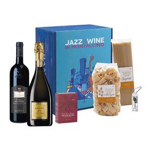 Banfi Confezione Jazz & Wine in Montalcino Banfi 0,75 L