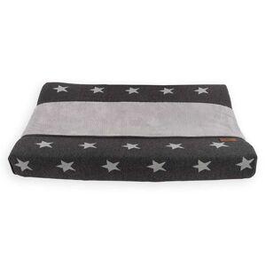 Baby's Only Aankleedkussenhoes Star antraciet/grijs - 45x70