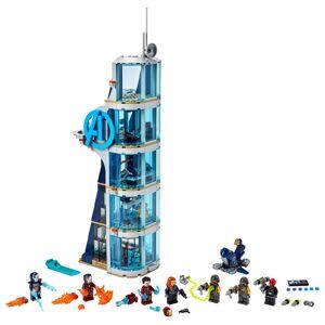 Lego Avengers torengevecht