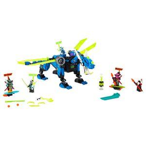 Lego Jay's cyberdraak