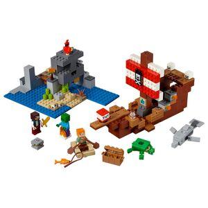 Lego Avontuur op het piratenschip