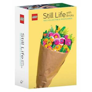 LEGOLEGO® Still Life with Bricks: 100 Collectible Postcards