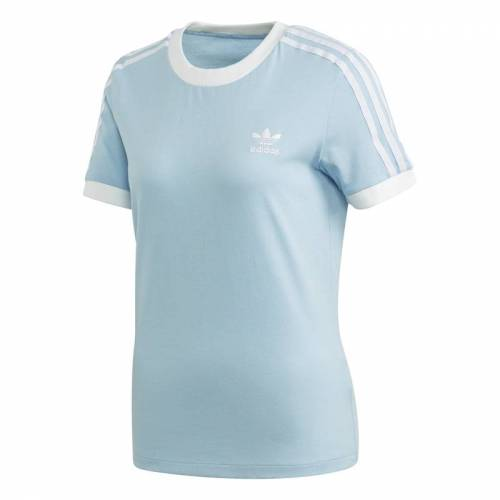 adidas 3-Stripes T-shirt Blauw D...