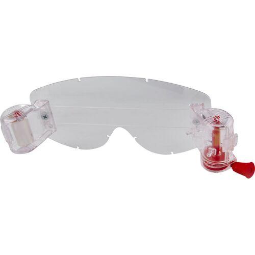 Scorpion Roll-Off System voor beschermende brillen - helder
