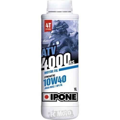 IPONE ATV 4000 RS 10W-40 Motor-/Tandwielolie 1 Liter -