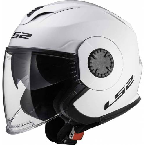LS2 OF570 Verso Jet helm - Wit