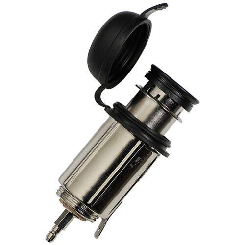 Booster 12V Ingebouwde socket - Zwart