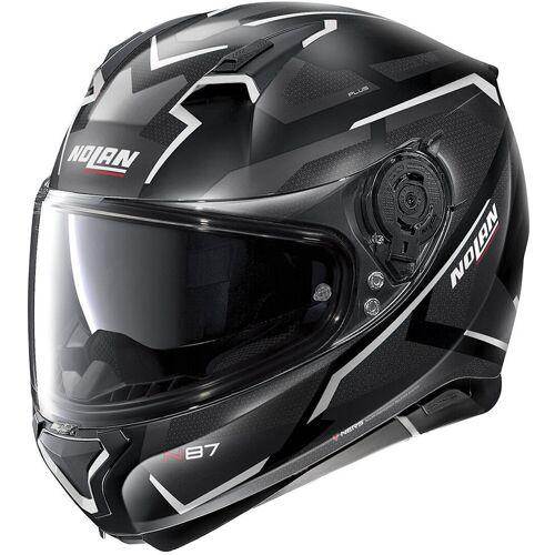 Nolan N87 Plus Overland N-Com Helm - Zwart