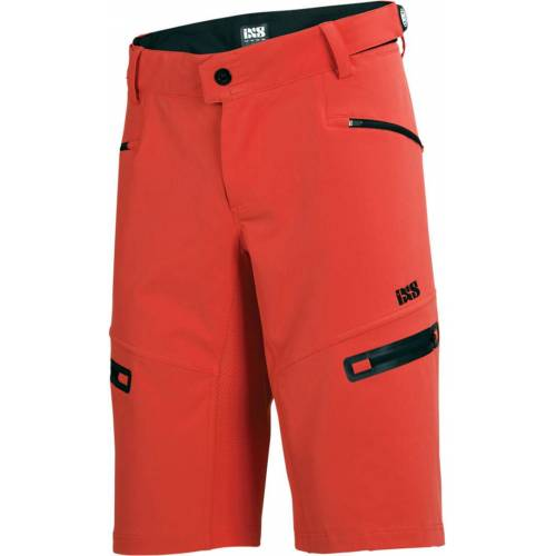 IXS Sever 6.1 BC Shorts - Rood
